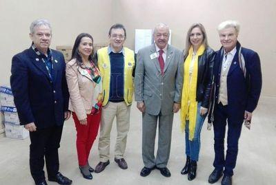 Crearán primer Club de Leones de Comunicadores del Paraguay