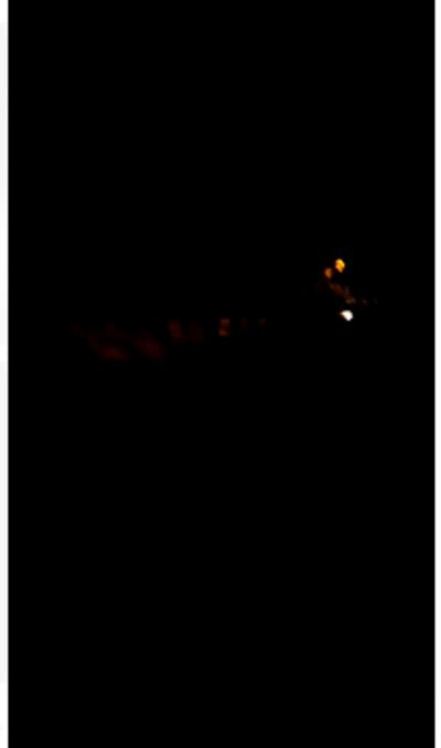 A oscuras
