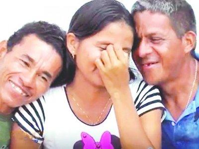 """La brasileña que vive con sus dos maridos: """"Recibimos más elogios que críticas"""""""