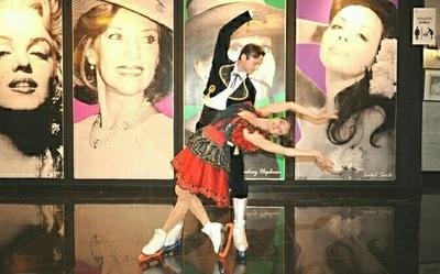 """Ballet ruso presentará la magia con """"el lago de los cisnes sobre hielo"""" en Asunción"""