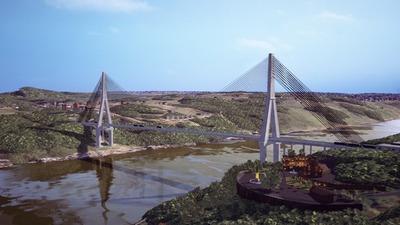 Avanzan en firma de orden de servicio para inicio de Puente de la Integración