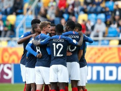 Francia, Malí, Argentina y Corea pasan a octavos