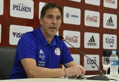 """""""El equipo está preparado ofensivamente para la Copa América"""""""