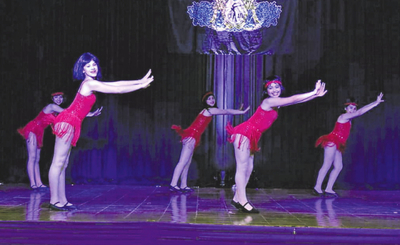 Concurso internacional   de   danza en Ciudad del Este