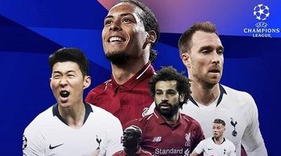 Tottenham y Liverpool se miden en la final de la Champions este sábado