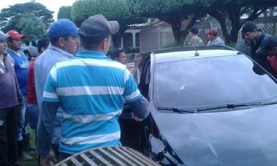 Matan a brasileño en PJC