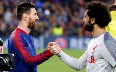 Messi, goleador de la Champions League