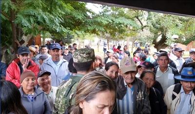 Cerca de 1.500 atenciones en operativo Ñepohano en Loreto