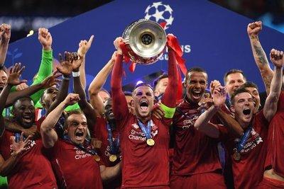 Liverpool derrotó al Tottenham y se consagró campeón de la Champions