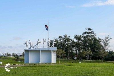 Cultura realizó relevamiento técnico en el Parque Nacional Vapor Cué