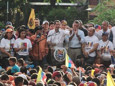 Guaidó augura que Maduro dejará el poder en Venezuela antes de finalizar 2019