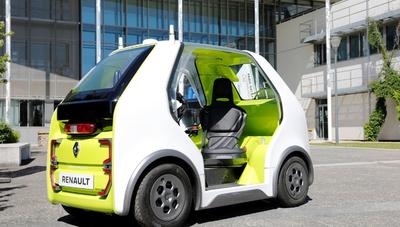 Industria automotriz sigue avanzando y presenta otra variante de movilidad autónoma