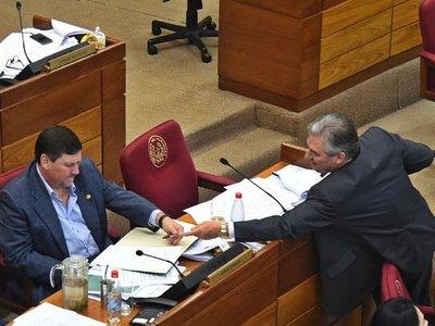 En Añetete esperan que Marito baje línea sobre la expulsión de Amarilla