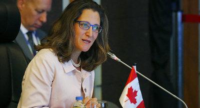 Canadá anuncia la suspensión de las operaciones diplomáticas en Venezuela