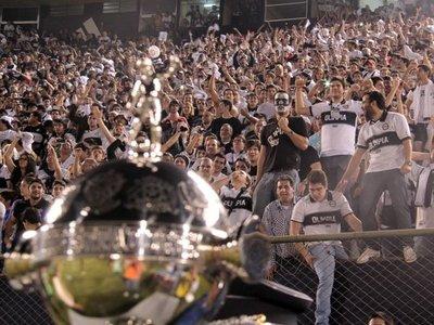 Arranca venta de entradas para Olimpia-Liga de Quito