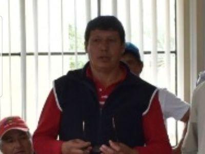 """José Luis Palacios: """"Ostiano Aranda es un vividor, mercenario y chantajista"""""""