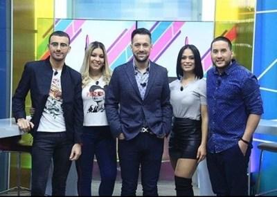 """El """"golazo"""" de El Resumen, Fabi Martínez ingresó al staff"""