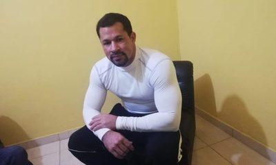 Ulises Quintana ratifica que es prisionero   del terrorismo fiscal de Sandra Quiñónez