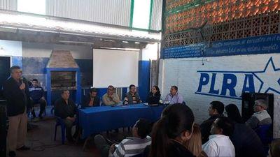 Dirigentes del PLRA analizaron alcances de la Ley de Desbloqueo