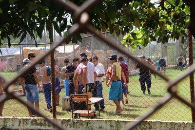Unos 71 reclusos cumplen pena anticipada en PJC