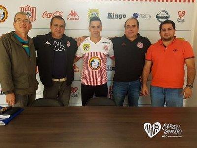 Mingo Salcedo tiene nuevo equipo