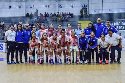 Bronce para selección femenina en Grand Prix de Futsal