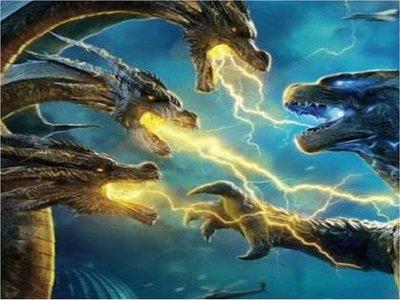 Godzilla: rey de los monstruos conquista la taquilla estadounidense