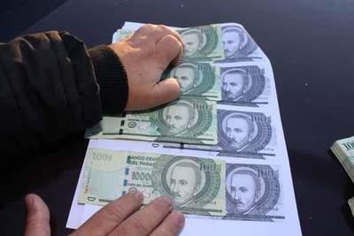 Anticorrupción: Cae periodista por extorsión, pidió 80 millones de guaraníes