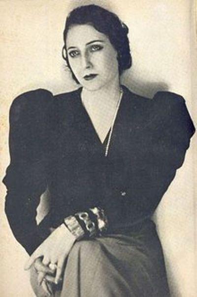 Hace 100 años comenzaba el mito de Juana Ibarborou