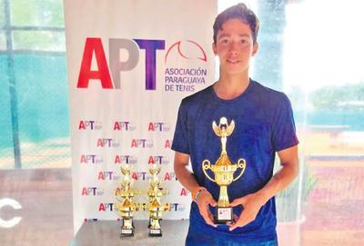 Vergara es bicampeón en el CIT