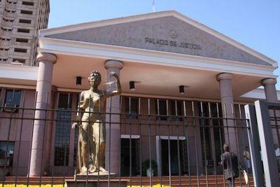 Se podrá calificar a Circunscripción Judicial de Alto Paraná