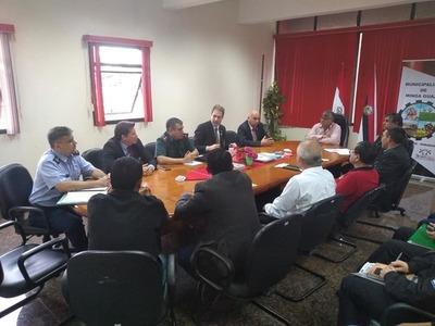 En Minga Guazú piden al gobierno más recursos para educación y seguridad