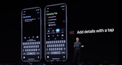 Apple presenta su nuevo modo oscuro