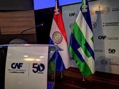 Seminario de CAF debate los retos y oportunidades del desarrollo paraguayo.