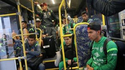 Bolivia está en suelo brasileño