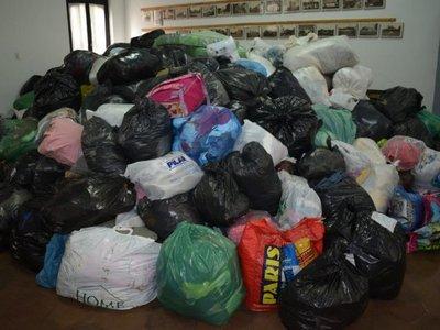 Siguen recibiendo donaciones para damnificados en Ñeembucú