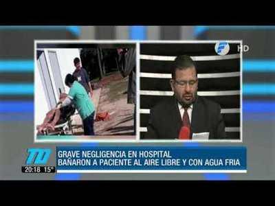 Grave negligencia en el hospital de Pastoreo, Caaguazú