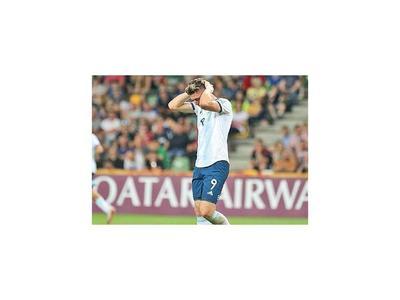 Argentina afuera del Mundial