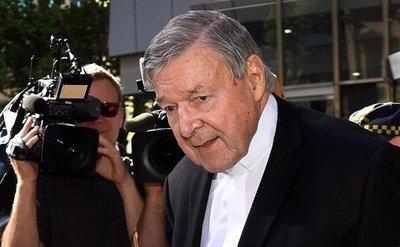Comienza en Australia proceso contra cardenal Pell por agresiones sexuales