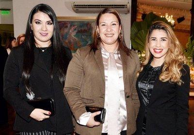Brindis en honor a Celia Ortega Sotés
