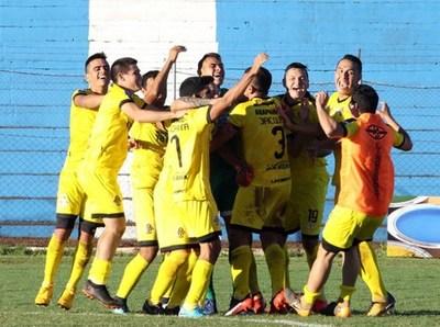San Juan y 2 de Mayo avanzan en la Copa Paraguay
