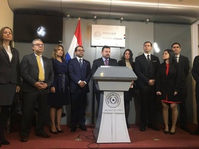 Un paso fundamental para la extradición de los acusados de secuestro