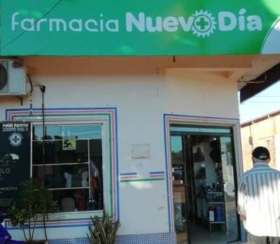 Asaltan otra farmacia en Concepción