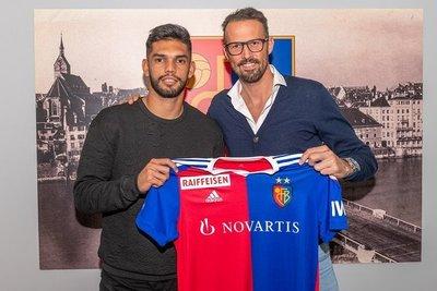 Omar Alderete es nuevo jugador del Basilea