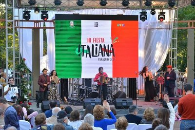 La fiesta del 'Junio Italiano' se traslada a Encarnación