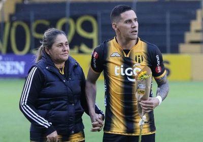 """""""Nunca me sentí mimado en Guaraní"""""""