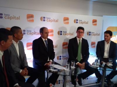 Credicentro y Basa Capital emiten las primeras acciones electrónicas en Paraguay