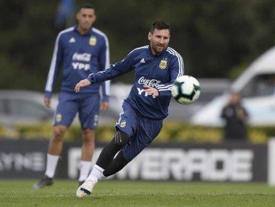 Messi revela que mandó vídeos a la AFA