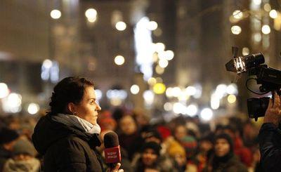 """Libertad de prensa cae en """"espiral descendente"""" en el mundo"""