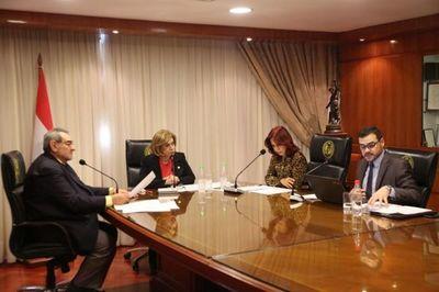 Primera transmisión en vivo de un Acuerdo de la Sala Constitucional